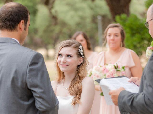 Alex and Mackenzie's Wedding in Vanderpool, Texas 30