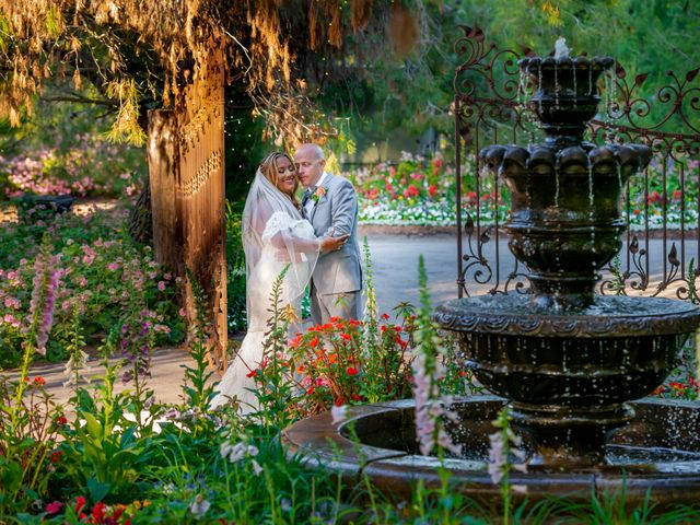 The wedding of Juelena and Stuart