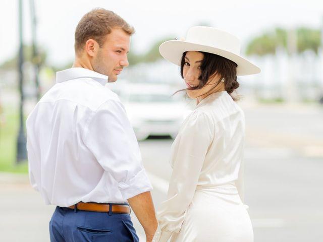 Alex Gilges and Rachel Fenton's Wedding in Saint Augustine, Florida 8