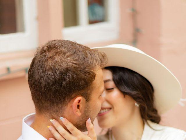 Alex Gilges and Rachel Fenton's Wedding in Saint Augustine, Florida 9