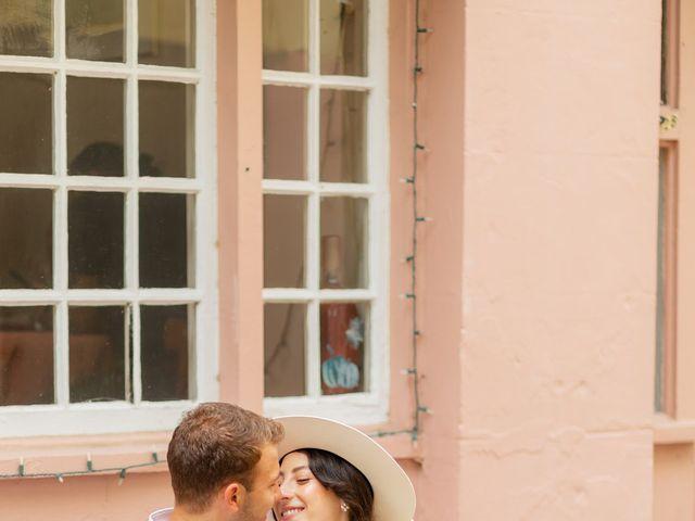 Alex Gilges and Rachel Fenton's Wedding in Saint Augustine, Florida 10