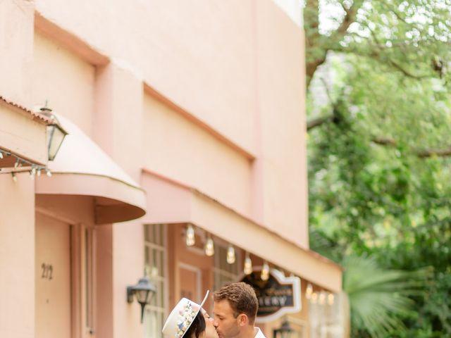 Alex Gilges and Rachel Fenton's Wedding in Saint Augustine, Florida 12