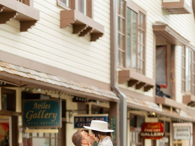 Alex Gilges and Rachel Fenton's Wedding in Saint Augustine, Florida 14