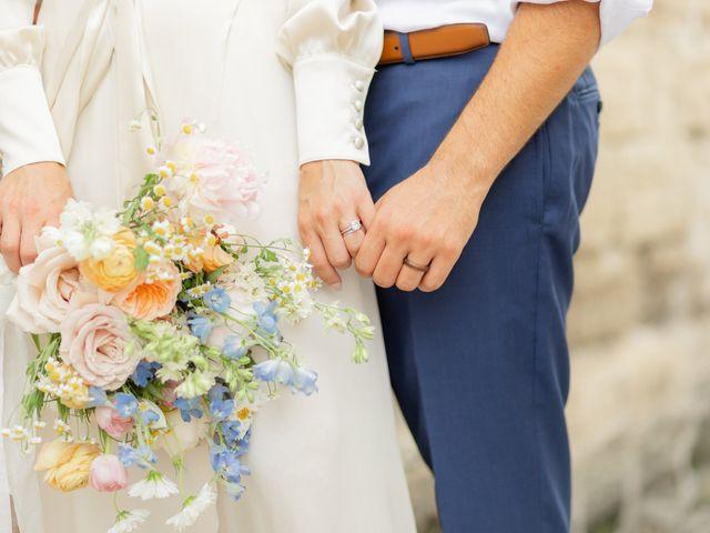 Alex Gilges and Rachel Fenton's Wedding in Saint Augustine, Florida 17