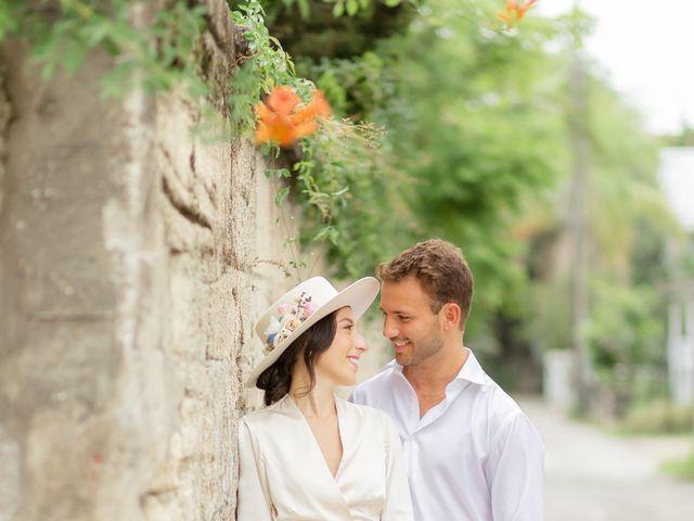 Alex Gilges and Rachel Fenton's Wedding in Saint Augustine, Florida 20