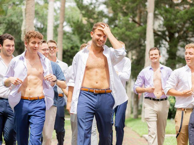Alex Gilges and Rachel Fenton's Wedding in Saint Augustine, Florida 26