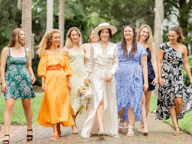 Alex Gilges and Rachel Fenton's Wedding in Saint Augustine, Florida 28