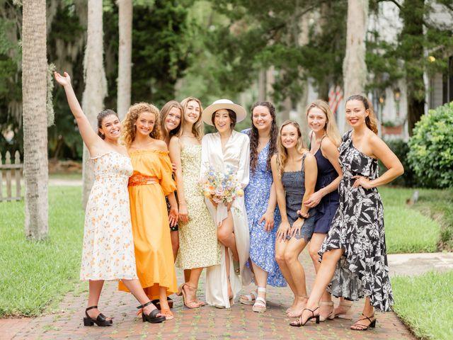 Alex Gilges and Rachel Fenton's Wedding in Saint Augustine, Florida 29