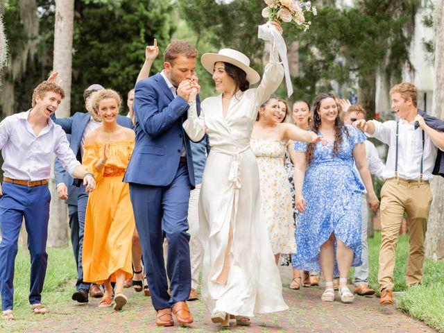 Alex Gilges and Rachel Fenton's Wedding in Saint Augustine, Florida 31