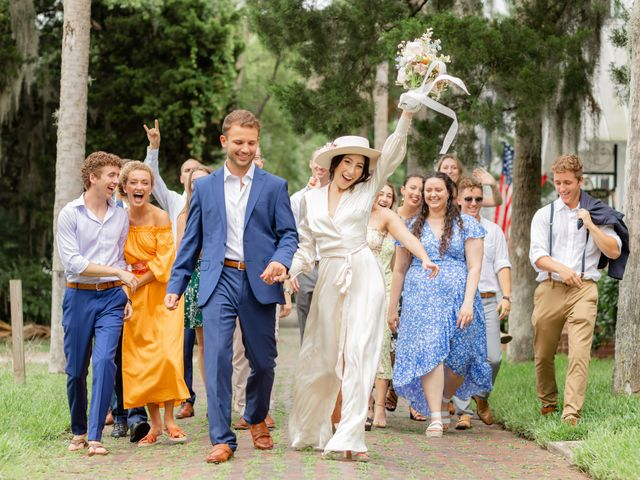 Alex Gilges and Rachel Fenton's Wedding in Saint Augustine, Florida 32