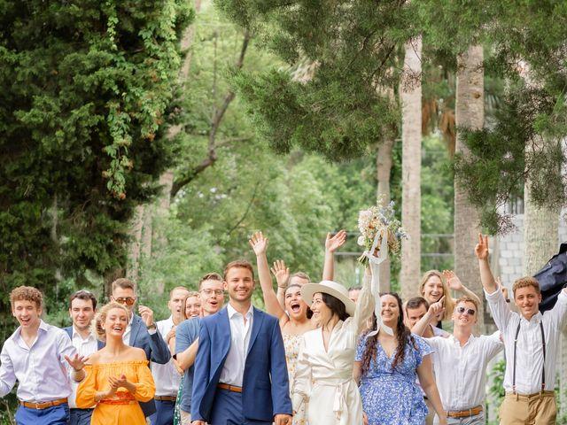 Alex Gilges and Rachel Fenton's Wedding in Saint Augustine, Florida 34