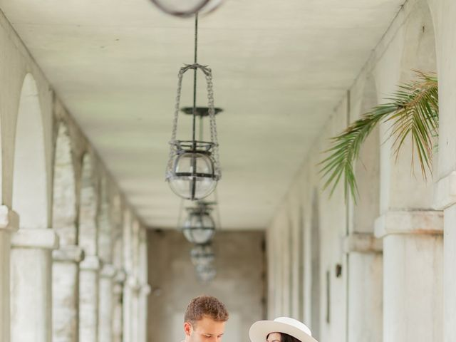 Alex Gilges and Rachel Fenton's Wedding in Saint Augustine, Florida 41