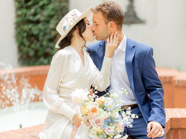 Alex Gilges and Rachel Fenton's Wedding in Saint Augustine, Florida 44