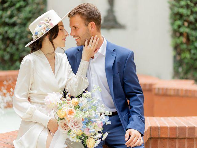 Alex Gilges and Rachel Fenton's Wedding in Saint Augustine, Florida 45