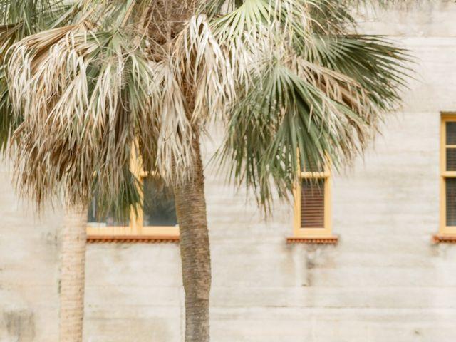 Alex Gilges and Rachel Fenton's Wedding in Saint Augustine, Florida 48