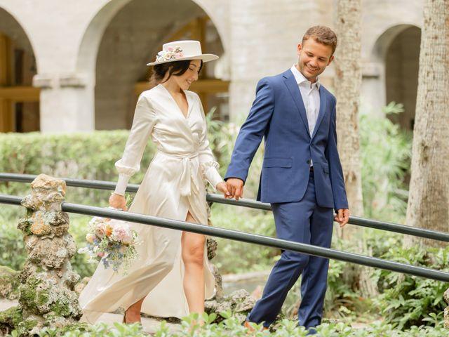 Alex Gilges and Rachel Fenton's Wedding in Saint Augustine, Florida 49