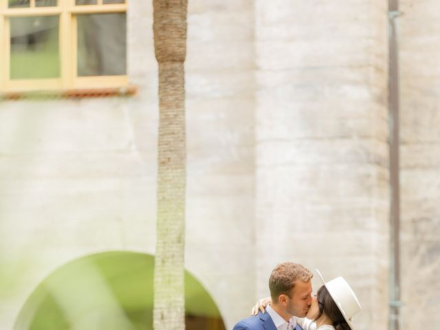 Alex Gilges and Rachel Fenton's Wedding in Saint Augustine, Florida 50