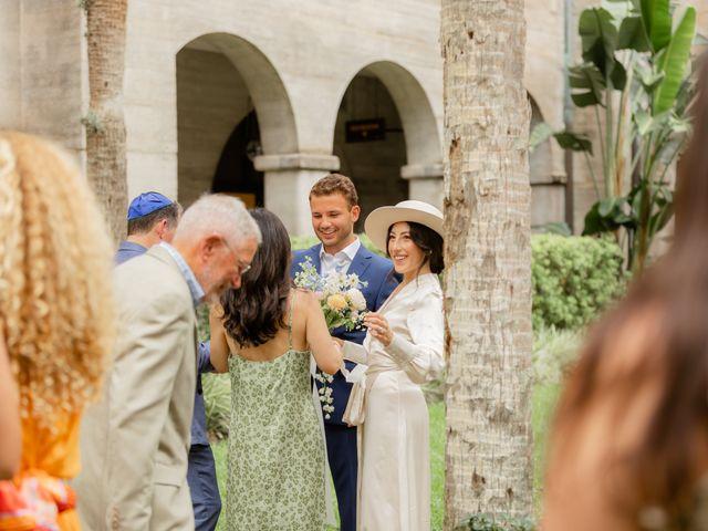 Alex Gilges and Rachel Fenton's Wedding in Saint Augustine, Florida 53