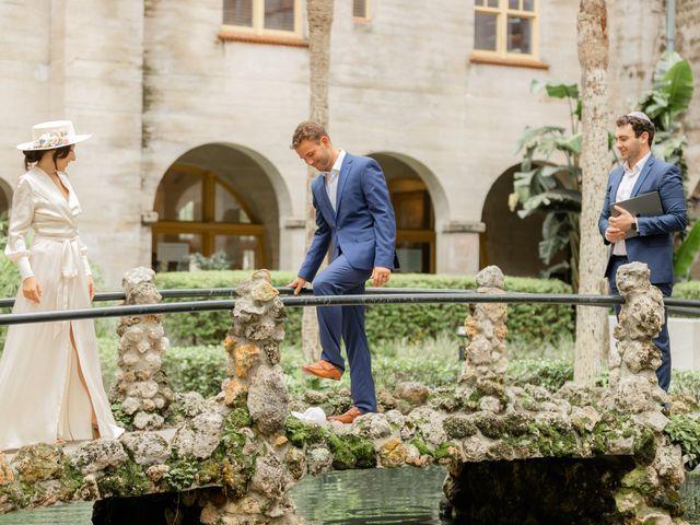 Alex Gilges and Rachel Fenton's Wedding in Saint Augustine, Florida 54