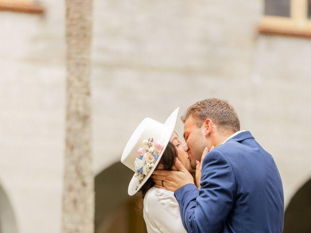 Alex Gilges and Rachel Fenton's Wedding in Saint Augustine, Florida 56