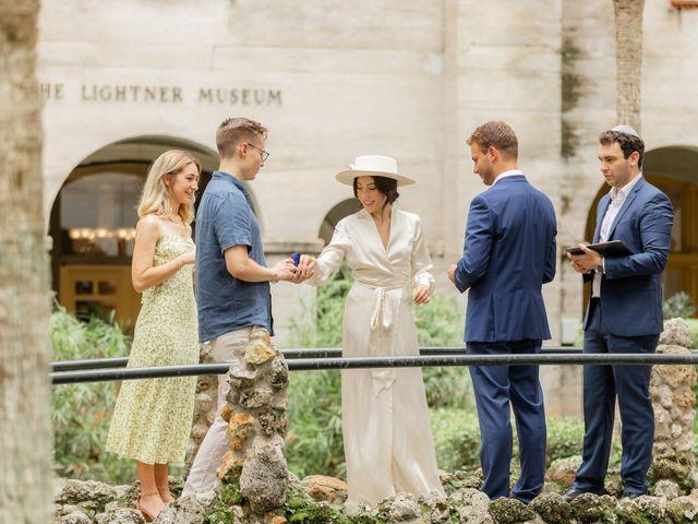 Alex Gilges and Rachel Fenton's Wedding in Saint Augustine, Florida 59