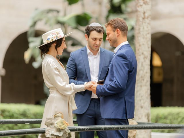 Alex Gilges and Rachel Fenton's Wedding in Saint Augustine, Florida 60