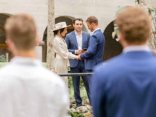 Alex Gilges and Rachel Fenton's Wedding in Saint Augustine, Florida 61