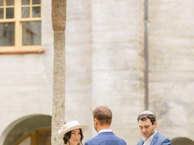 Alex Gilges and Rachel Fenton's Wedding in Saint Augustine, Florida 68