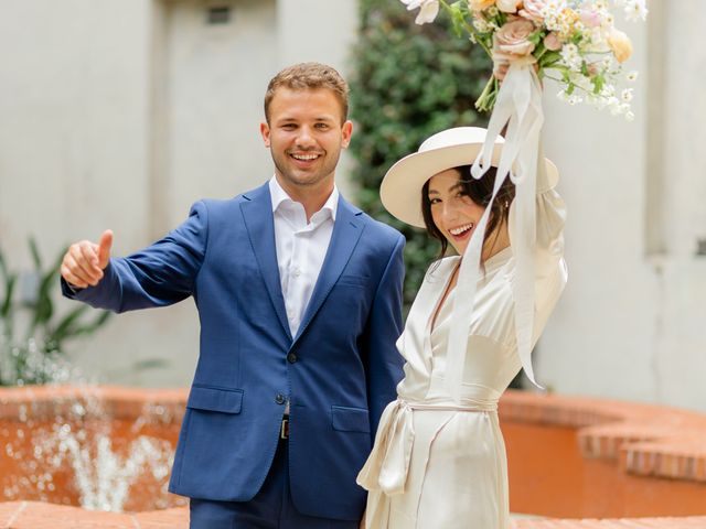 Alex Gilges and Rachel Fenton's Wedding in Saint Augustine, Florida 73