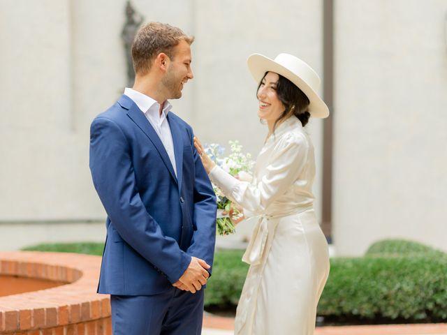 Alex Gilges and Rachel Fenton's Wedding in Saint Augustine, Florida 74