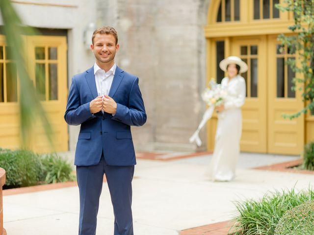 Alex Gilges and Rachel Fenton's Wedding in Saint Augustine, Florida 75