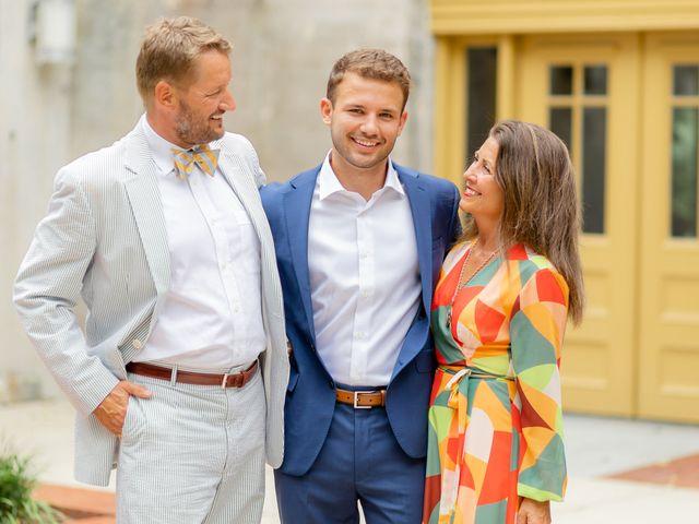 Alex Gilges and Rachel Fenton's Wedding in Saint Augustine, Florida 77