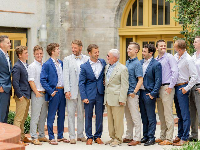 Alex Gilges and Rachel Fenton's Wedding in Saint Augustine, Florida 78