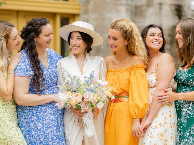 Alex Gilges and Rachel Fenton's Wedding in Saint Augustine, Florida 99