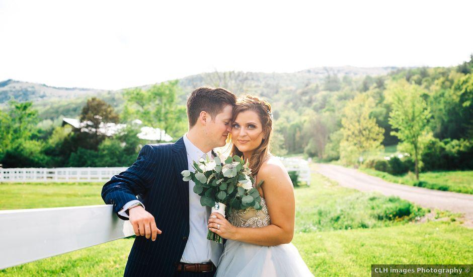 Gennaro and Alyssa's Wedding in Ticonderoga, New York