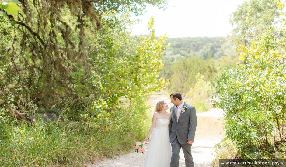 Alex and Mackenzie's Wedding in Vanderpool, Texas