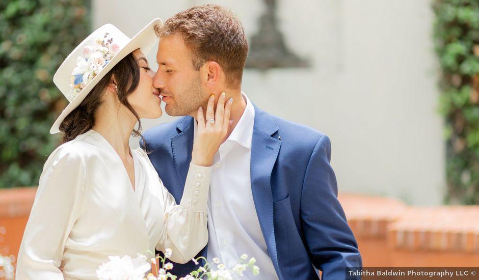 Alex Gilges and Rachel Fenton's Wedding in Saint Augustine, Florida