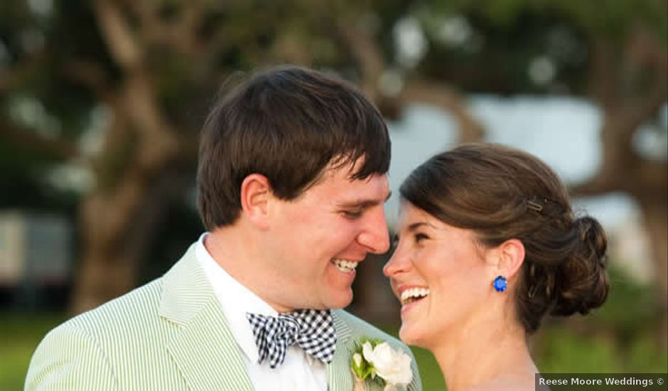 Meg and Mike's Wedding in Charleston, South Carolina