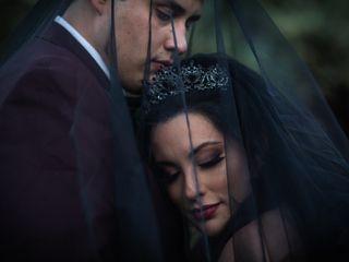 The wedding of Anabel and Matthew