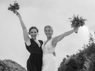 The wedding of Amy and Thilina 2