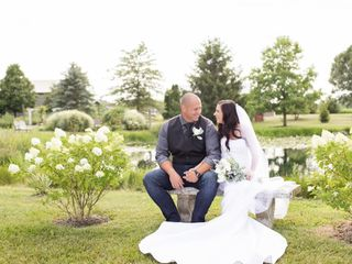 The wedding of Jessica and Ryan