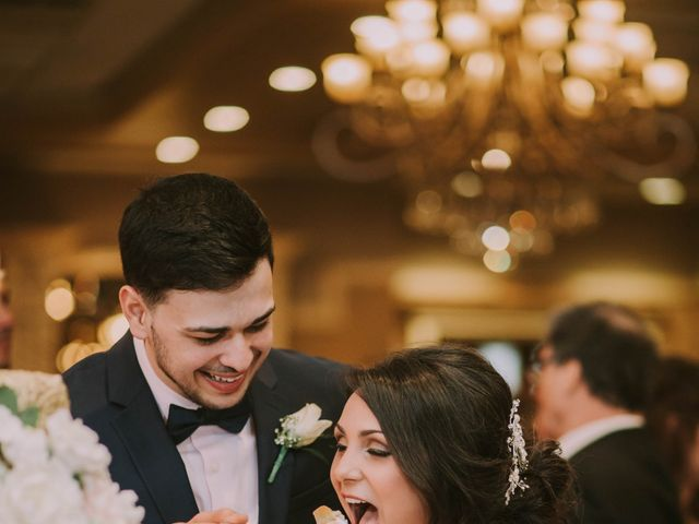 Greg and Julie's Wedding in Detroit, Michigan 5