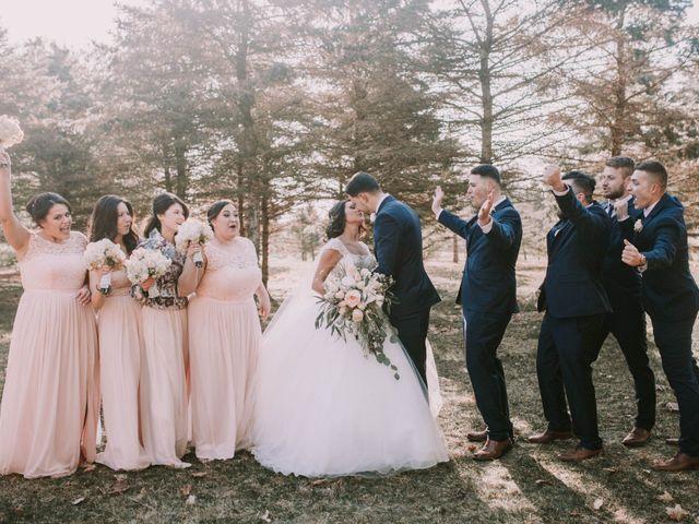 Greg and Julie's Wedding in Detroit, Michigan 1