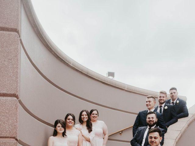Greg and Julie's Wedding in Detroit, Michigan 9