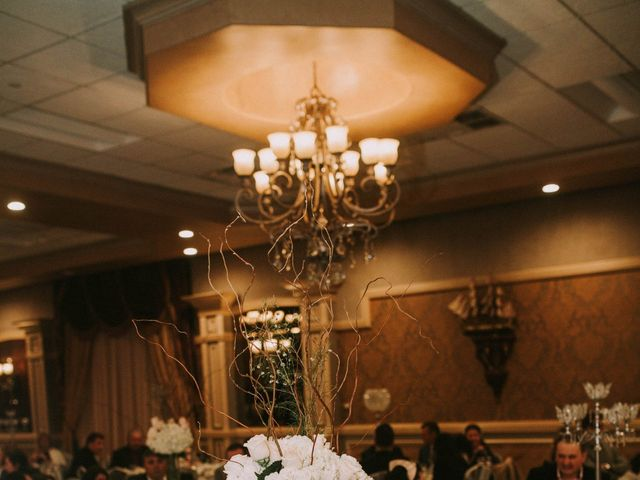 Greg and Julie's Wedding in Detroit, Michigan 14