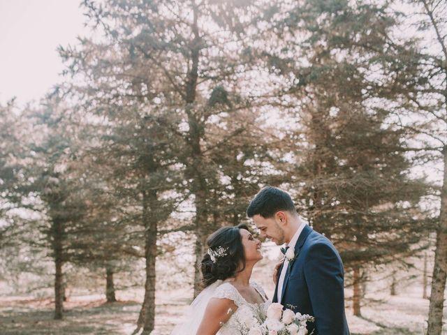 Greg and Julie's Wedding in Detroit, Michigan 15