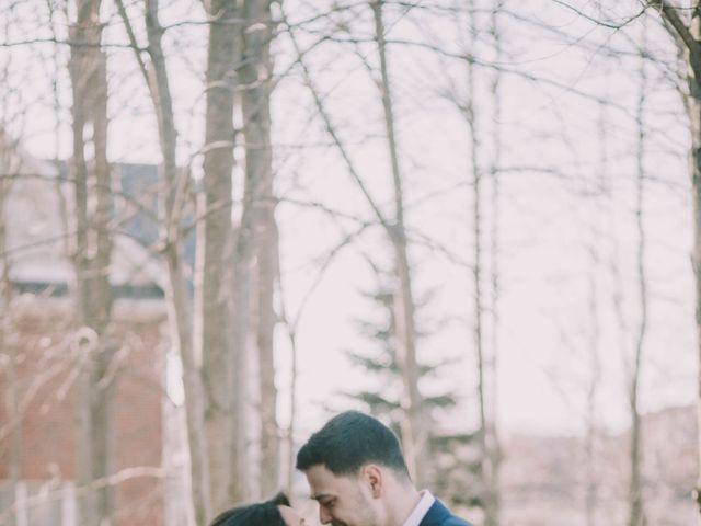 Greg and Julie's Wedding in Detroit, Michigan 21