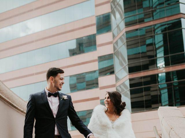 Greg and Julie's Wedding in Detroit, Michigan 26