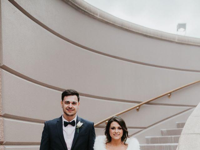 Greg and Julie's Wedding in Detroit, Michigan 27
