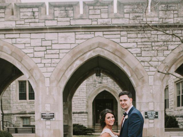 Greg and Julie's Wedding in Detroit, Michigan 32